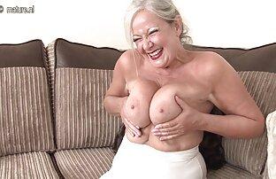 لقطة من افلام اباحية اجنبية فم امرأة ناضجة كبيرة الثدي في الحمام
