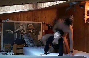امرأة في مقاطع اباحيه اجنبيه جوارب سوداء الأخت مع رئيس في الغسالة